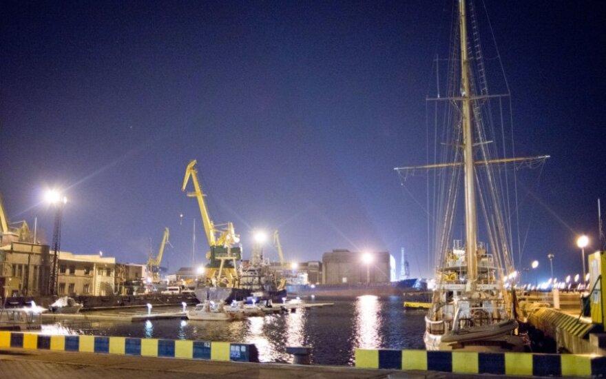В 2012 году транзит натовских грузов через Клайпеду увеличился на 54%