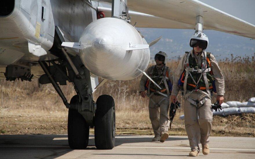 Исследование Bellingcat: кого бомбит российская авиация