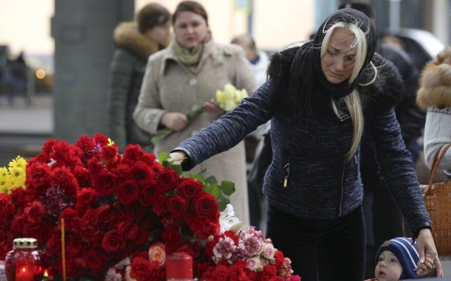 Gedulas dėl Rusijos lėktuvo katastrofos