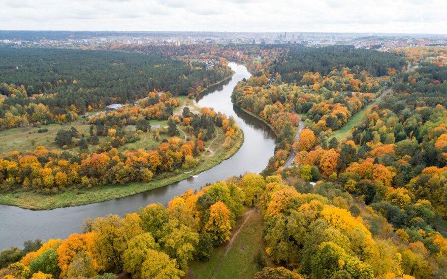Теплая погода в Литве не задержится