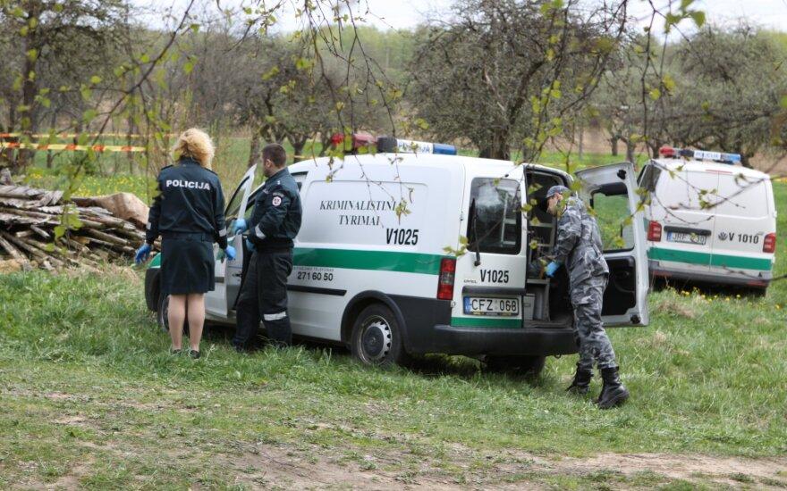 Литовская полиция не ожидала двойного роста убийств во время карантина