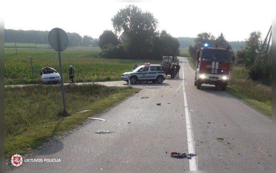 Трагический исход ДТП, в котором перевернулся автомобиль: скончался 8-летний мальчик