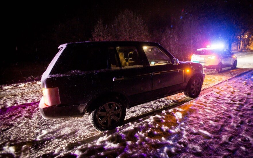 В Пренай в аварии погиб пешеход