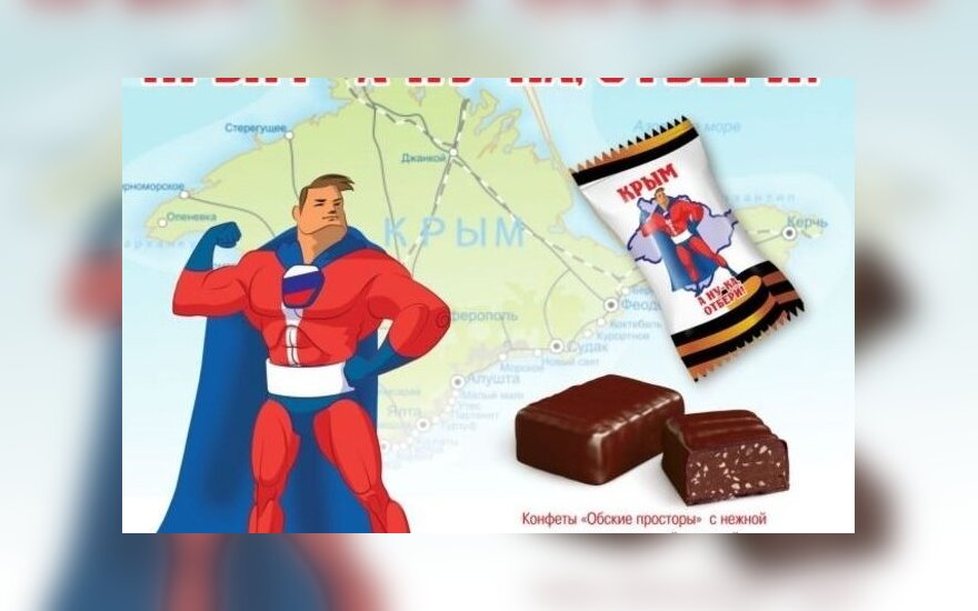 Rosyjski rynek został zamknięty dla słodyczy z Ukrainy