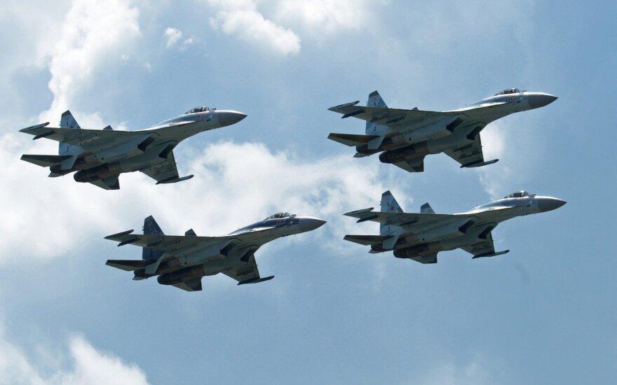 Россия отложила поставку Су-35 Индонезии из-за санкций США