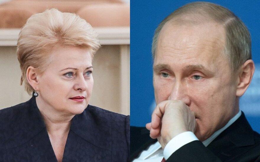 Президент Литвы: потворство России повысит угрозу безопасности Европы