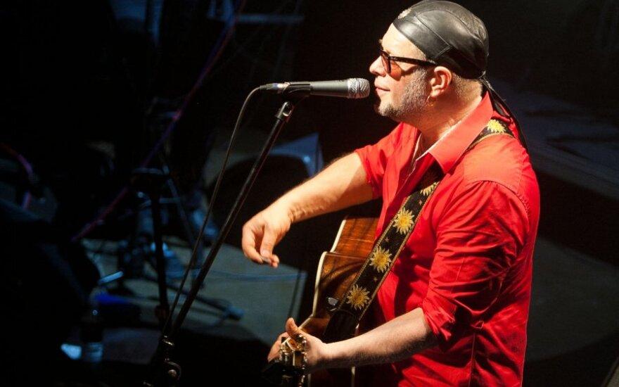 ВИДЕО: БГ в прямом эфире - трансляция концерта в Риге
