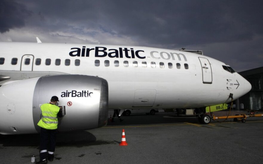 airBaltic увеличит число рейсов на популярных маршрутах