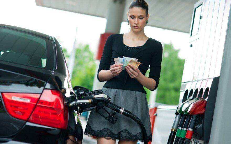 Drogie paliwa zachwiały polskim rynkiem