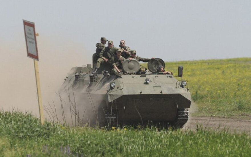 Беларусь купит у России партию бронетранспортеров