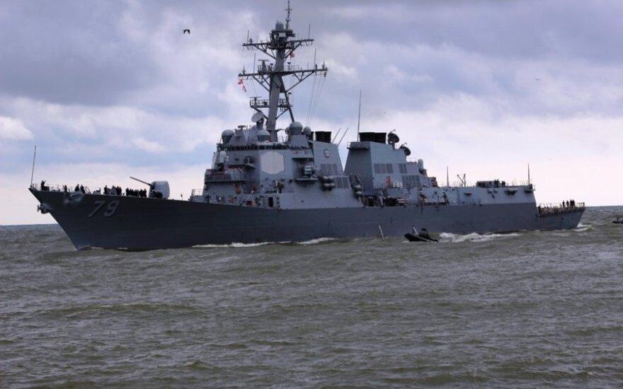 NATO rozpoczęło manewry niedaleko Krymu