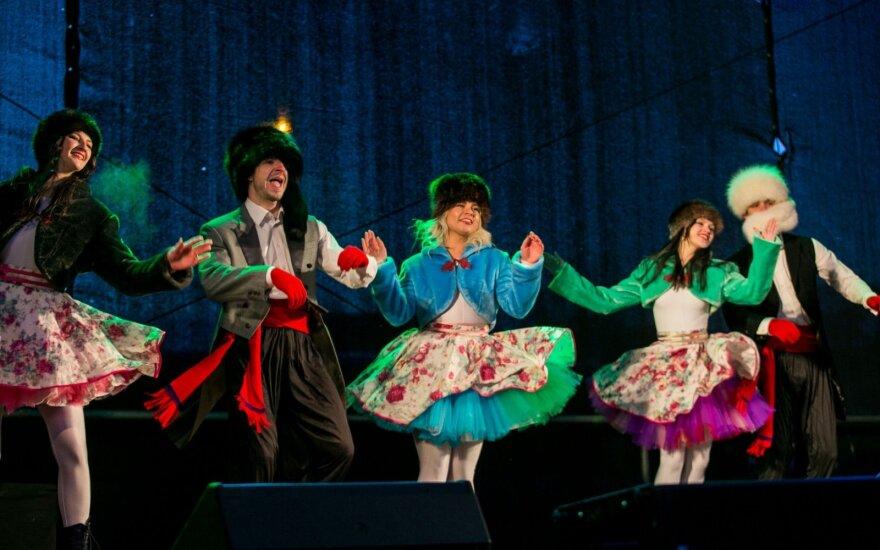 В Вильнюсе пройдет праздник православного Рождества