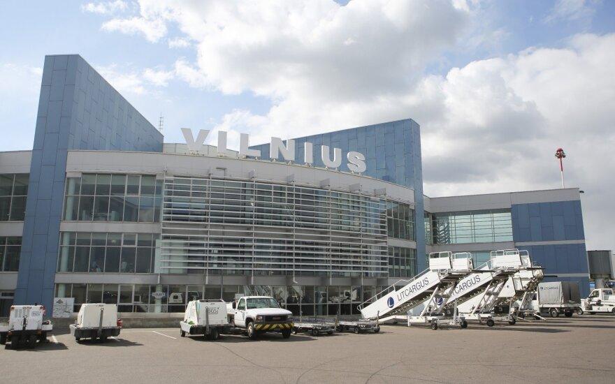 Пассажиропоток аэропортов Литвы вырос на 15%