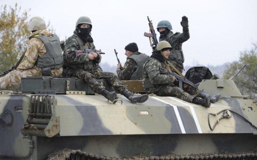 Litwa przekazała ukraińskiemu wojsku elementy zbrojeniowe