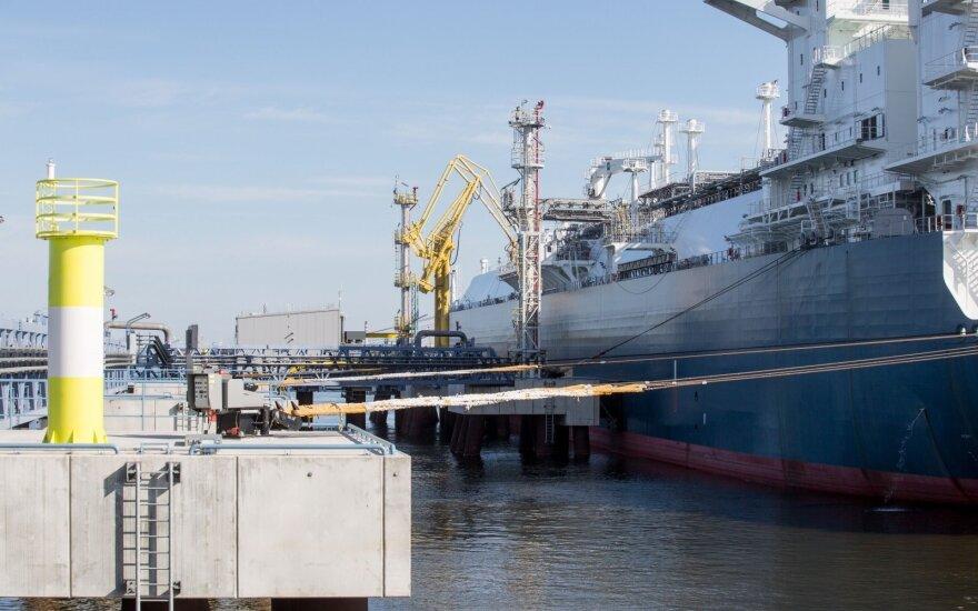 В Клайпеду прибудет новый груз СПГ