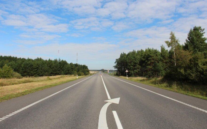 1,5 mld euro na polską część Via Baltica: od granicy litewskiej do Ostrowi Mazowieckiej