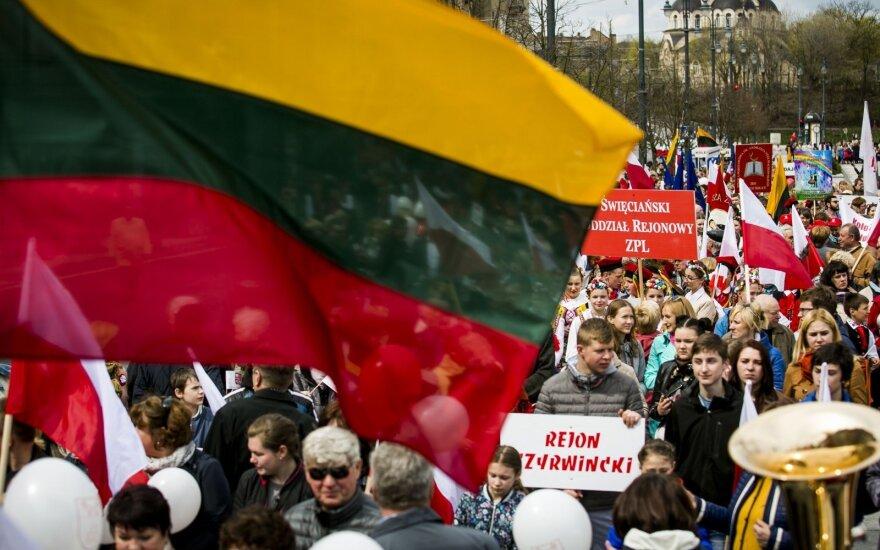 В Вильнюсе отмечают День поляков, живущих за границей