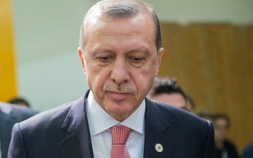Эрдоган предложил давать гражданство беженцам из Сирии