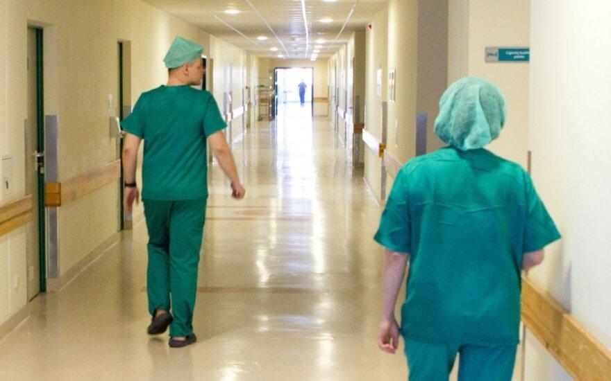 Прокуратура расследует нарушения в Вильнюсской клинической больнице
