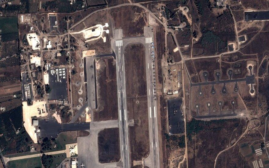 СМИ: в Багдаде развернули деятельность российские военные