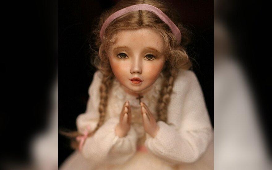 Маргарита Иванова: изготовление кукол – осуществление детской мечты