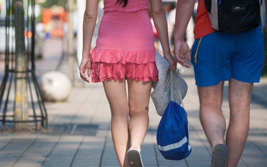 В Литве ожидается пик жары: ощущаемая температура – до 42 градусов