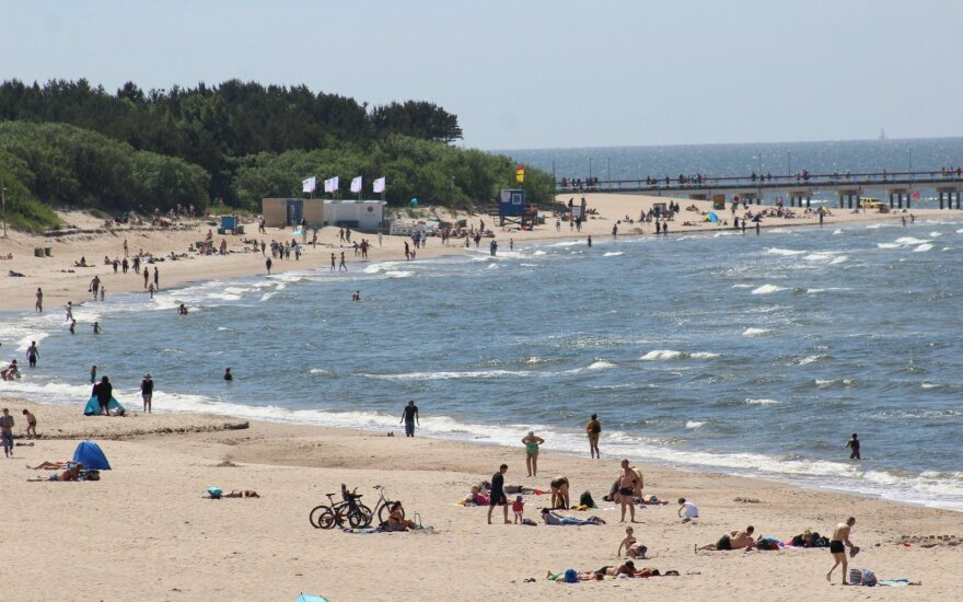 На взморье в Литве фиксируют неприятное явление