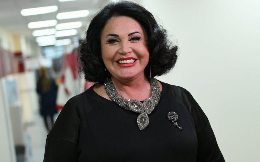 Надежда Бабкина дала первое интервью после выздоровления