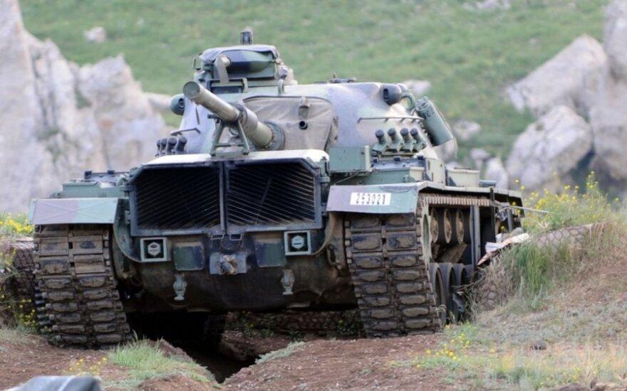 Turkijos tankas