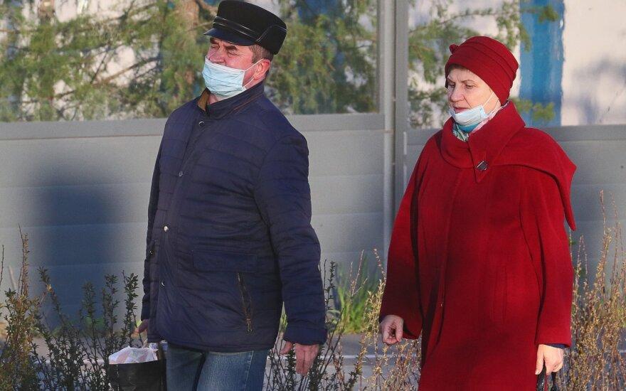 Коронавирус в России: четверть опрошенных считают пандемию выдумкой