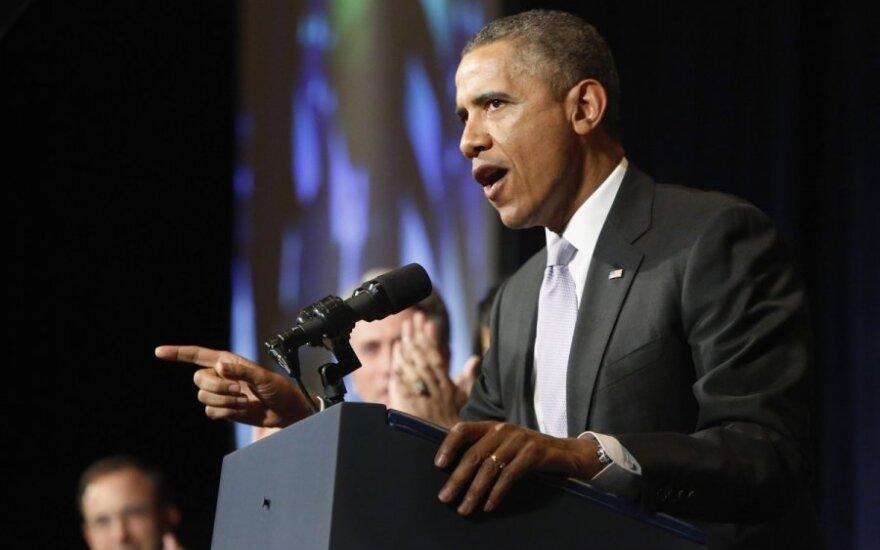 Обама заверил Балтийские страны в защите со стороны НАТО