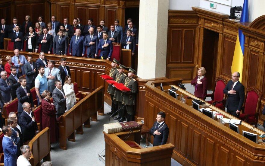 """""""Визит к настоящим друзьям"""": спикер украинской Рады прибывает в Литву"""