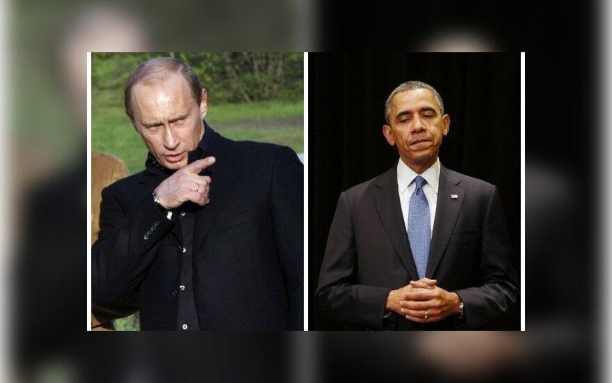 USA wprowadziły nowe sankcje przeciw Rosji. Putin: Sankcje - to bumerang