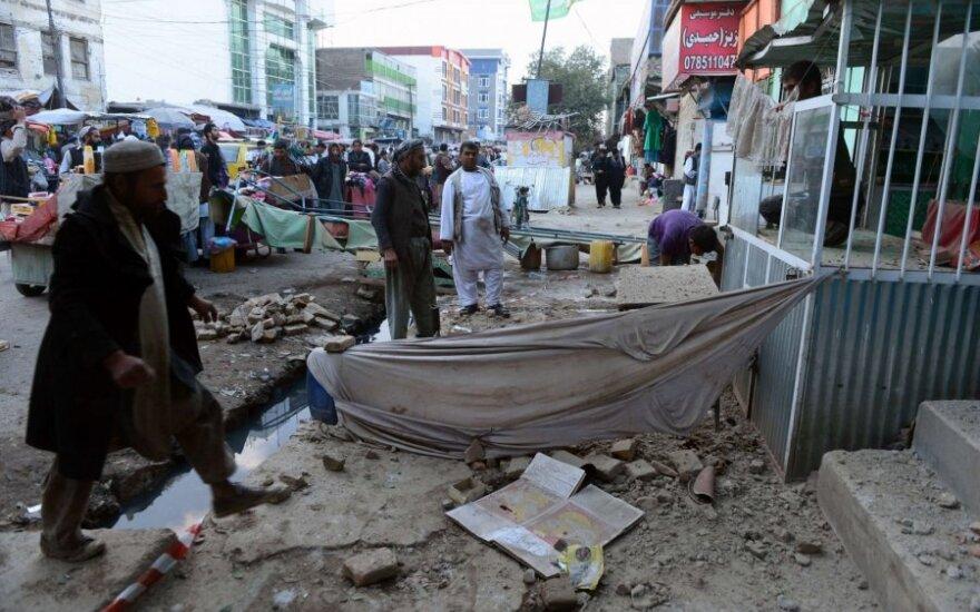 Сильное землетрясение в Пакистане и Афганистане: более ста жертв