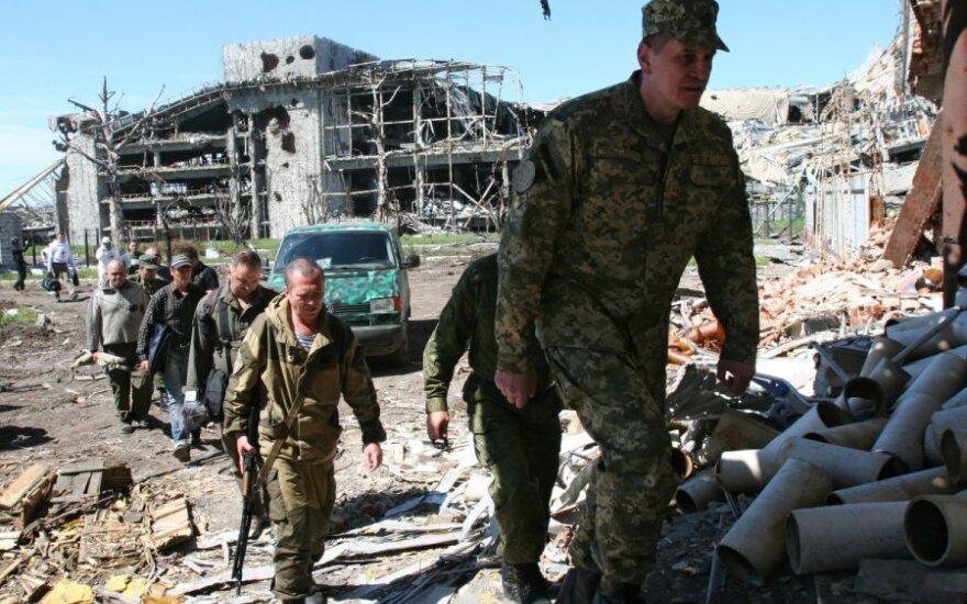 СБУ задержала двоих террористов, воевавших в Донецком аэропорту
