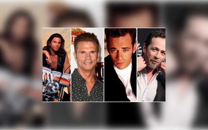 Как стареют красавцы и кумиры из культовых сериалов 90-х