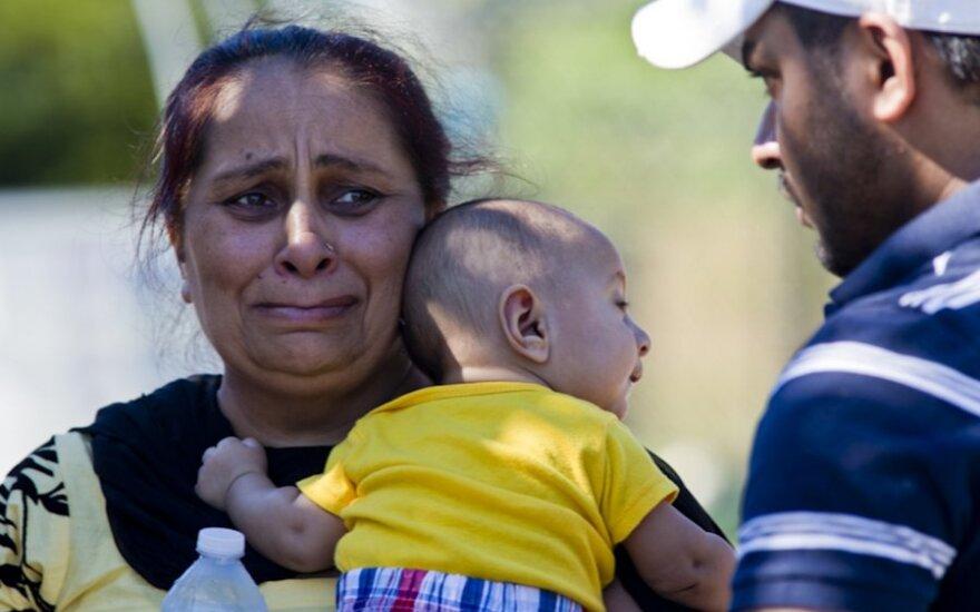 USA: Nasilają się ksenofobiczne ataki