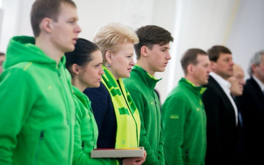 Лига геев Литвы приветствует решение президента не ехать в Сочи