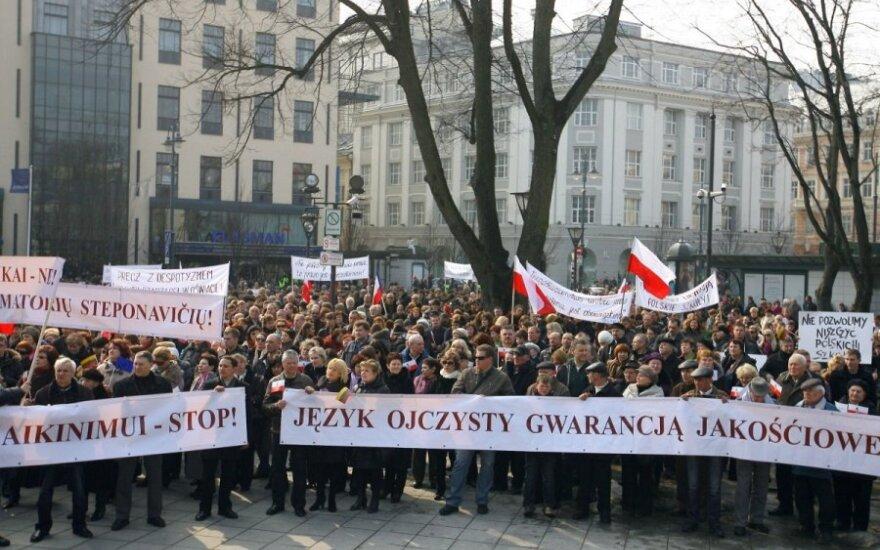 Zbigniew Balcewicz: Dyskryminacja po litewsku (1)