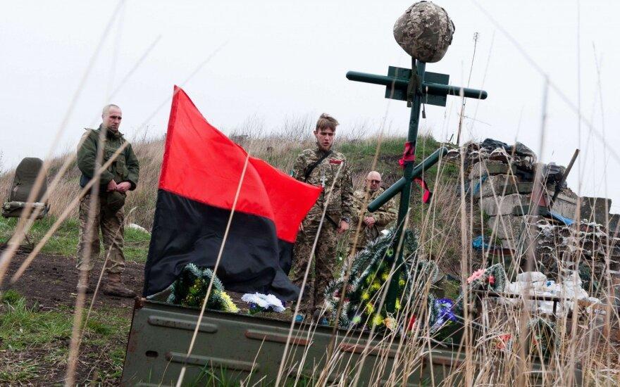 За 5 лет Нацгвардия Украины потеряла на Донбассе более 200 бойцов