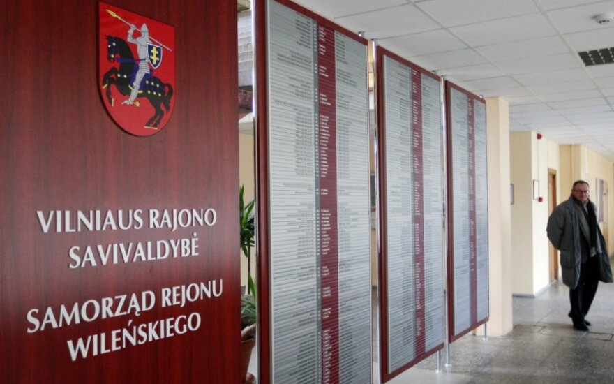 Samorząd rej. wileńskiego zaciągnie kredyt na 5 mln euro