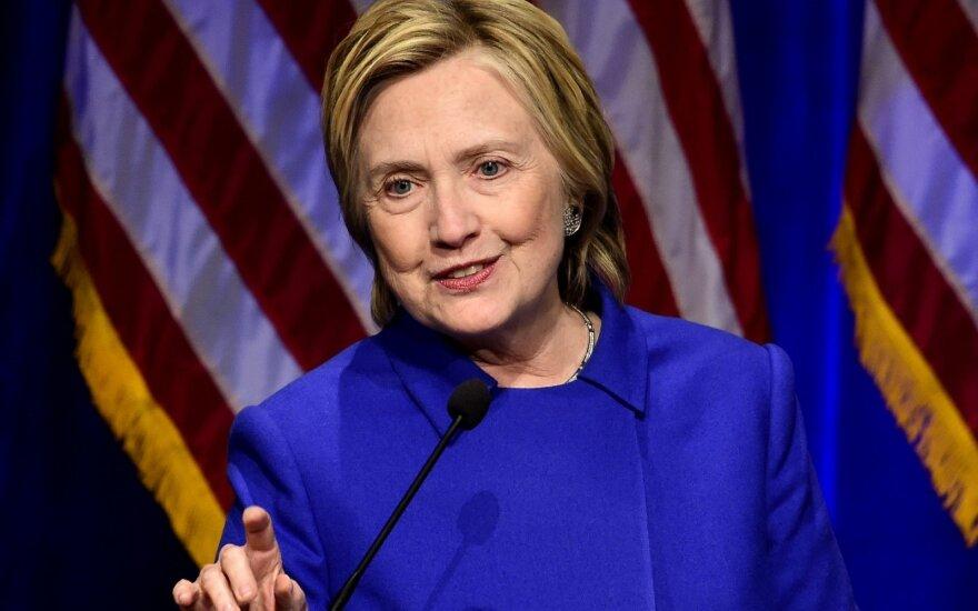 """""""Это подарок Путину"""": Хиллари оценила разрыв ДРСМД"""