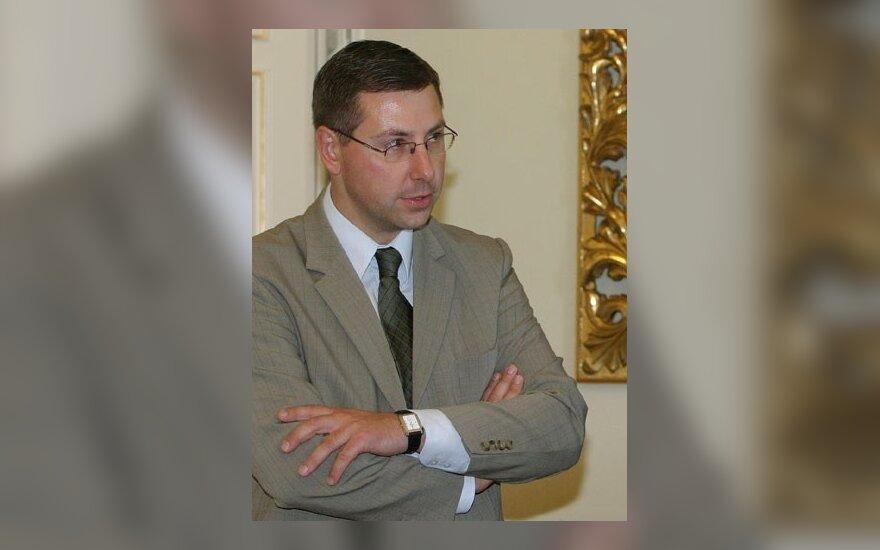 Министр против объединения школ в Висагинасе