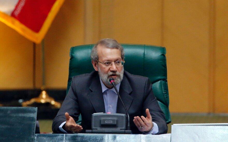 Спикер парламента Ирана: Россия все еще использует авиабазу Хамадан