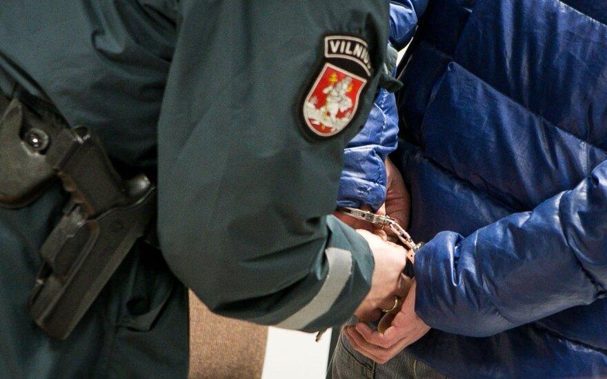 Литовская полиция задержала экс-главу госпредприятия Украины, подозреваемого в коррупции