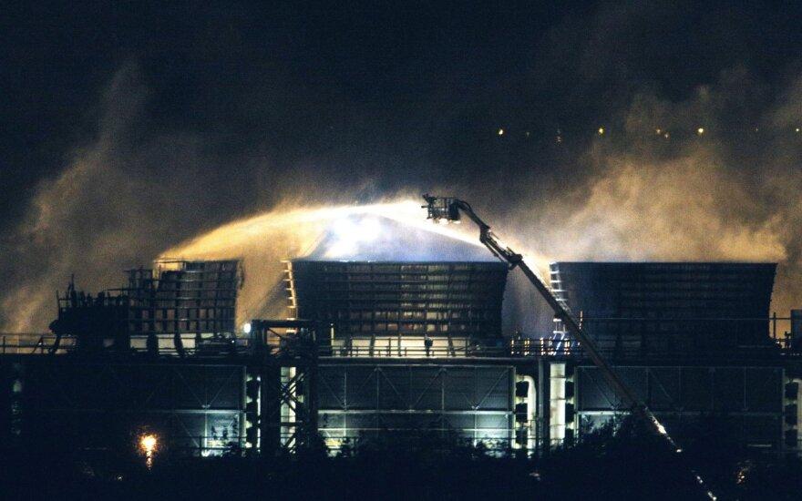 На электростанции в Оксфорде произошел взрыв