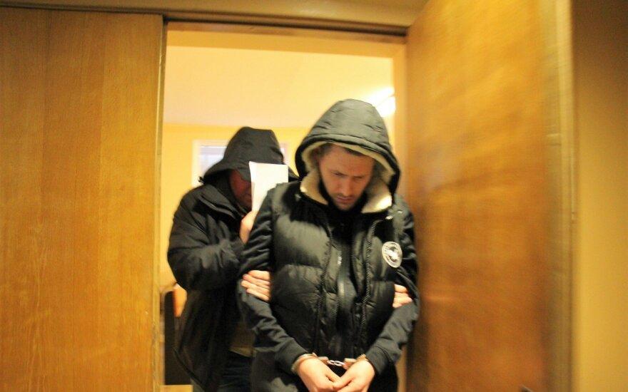 За убийство охранника клайпедского Akropolis мужчину приговорили к 17 годам лишения свободы