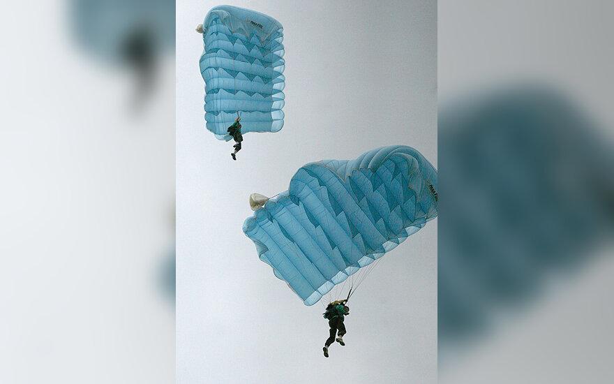 Parašiutininkai