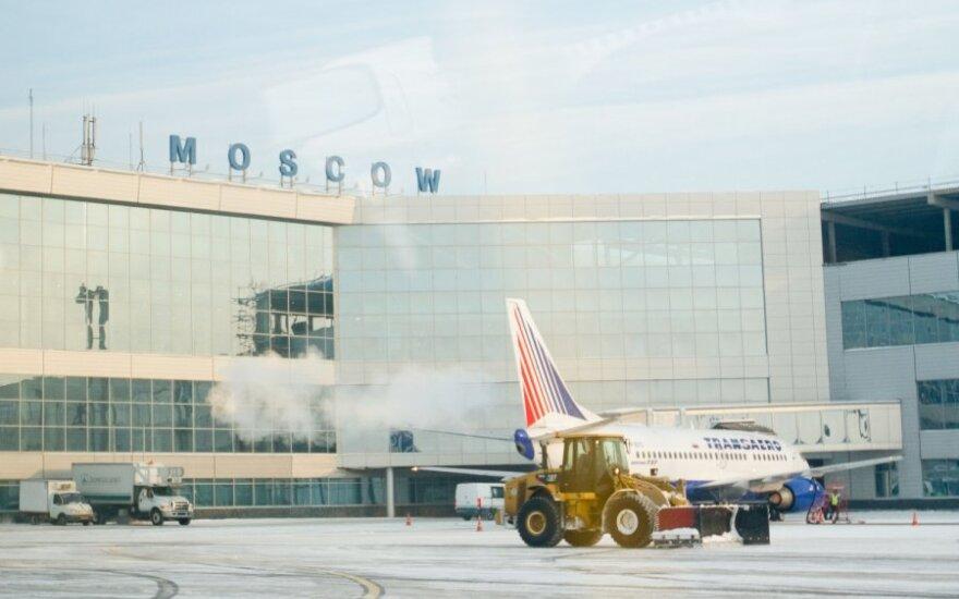 За год пассажиропоток из Литвы в Россию увеличился вдвое
