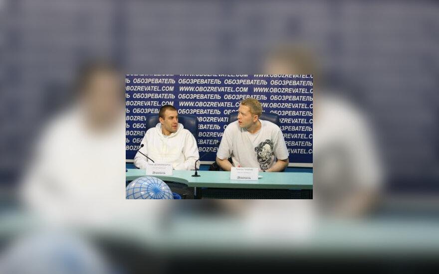 Томас Делининкайтис, Павелас Чукинас